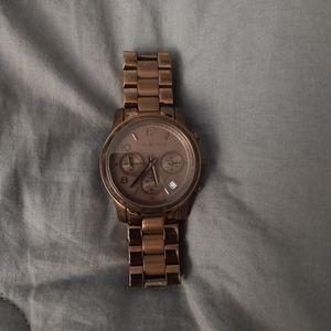Michael Kohr's watch